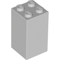LEGO 4211650  BRIQUE 2X2X3 - Medium Stone Grey
