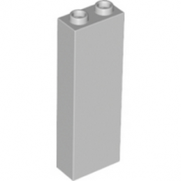 LEGO 4211363 BRIQUE 1X2X5 - MEDIUM STONE GREY