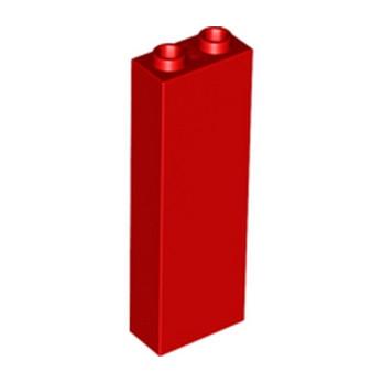 LEGO 4212414 BRICK 1X2X5 - RED