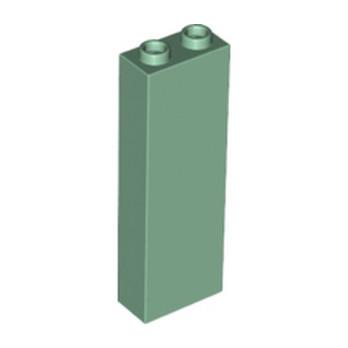 LEGO 6075621 - BRIQUE 1X2X5 - SAND GREEN