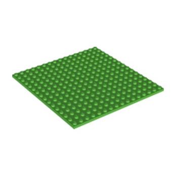 LEGO 4611777 PLATE 16X16 - BRIGHT GREEN lego-4611777-plate-16x16-bright-green ici :