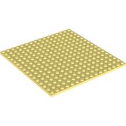 LEGO 6035620 - PLATE 16X16 - COOL YELLOW