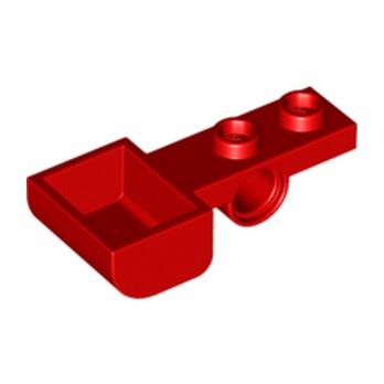 LEGO 6174008 - Catapulte 1X4 - Rouge