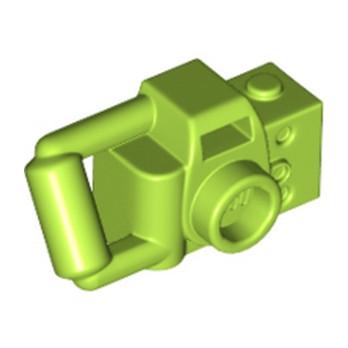 LEGO 6185108 - APPAREIL PHOTO - BR.YEL-GREEN lego-6185108-appareil-photo-bright-yellowish-green ici :