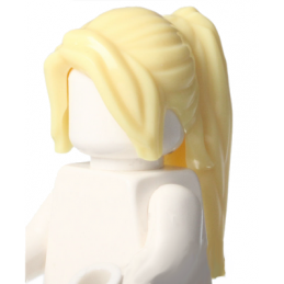 LEGO 4578853 - Cheveux Femme - Cool Yellow