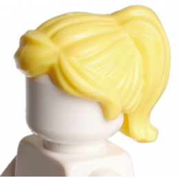 LEGO 6018627 CHEVEUX FEMME - COOL YELLOW
