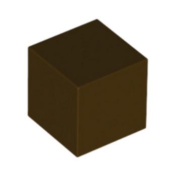 LEGO 6138164 - Tête Uni Figurine Minecraft - Dark Brown