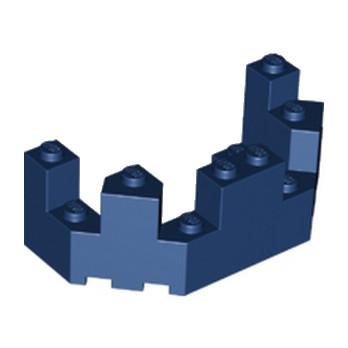 LEGO 6139001 BALCON / TOURELLE 4X8X2 - EARTH BLUE