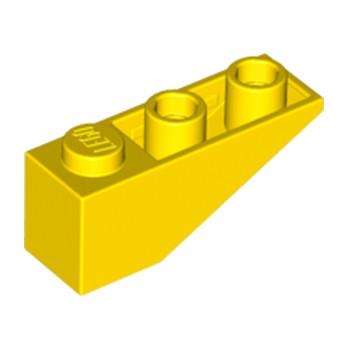LEGO 428724 TUILE 1X3/25° INV. - JAUNE