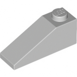 LEGO 4211488 TUILE 1X3/25° - MEDIUM STONE GREY