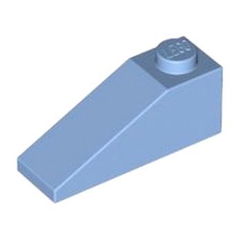 LEGO 4143136 TUILE 1X3/25° - MEDIUM BLUE