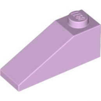 LEGO 6070295 TUILE 1X3/25° - LAVENDER