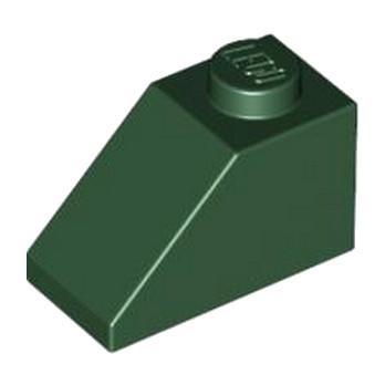 LEGO 4255624 TUILE 1X2/45° - EARTH GREEN lego-4255624-tuile-1x245-earth-green ici :