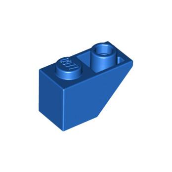 LEGO 366523 TUILE 1X2 INV. - BLEU