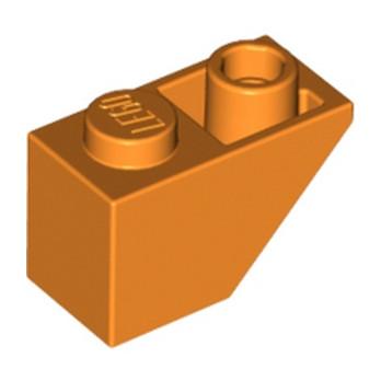 LEGO 4121740  TUILE 1X2 INV. - ORANGE