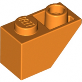 LEGO 4121740  TUILE 1X2 INV. - ORANGE lego-4616279-tuile-1x2-inv-orange ici :