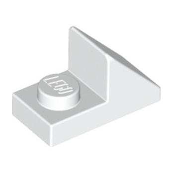 LEGO 6015912 TUILE 1X2 45° W 1/3 PLATE - BLANC lego-6069002-tuile-1x2-45-w-13-plate-blanc ici :