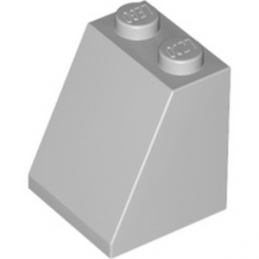 LEGO 4215353 TUILE 2X2X2/65 DEG. - MEDIUM STONE GREY