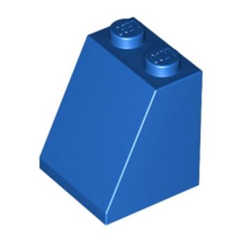 LEGO 367823  TUILE 2X2X2/65 DEG. - BLEU