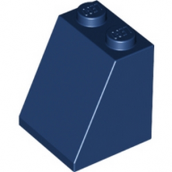 LEGO 4505041 TUILE 2X2X2/65 DEG. - EARTH BLUE