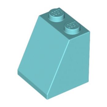 LEGO 6109828 TUILE 2X2X2/65 DEG. - MEDIUM AZUR