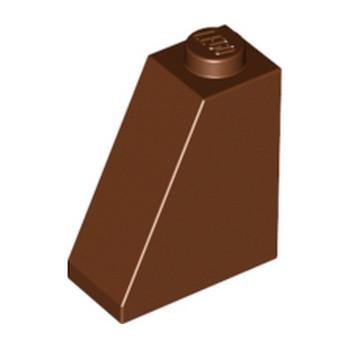 LEGO 4629736 TUILE 2X1X2 - REDDISH BROWN