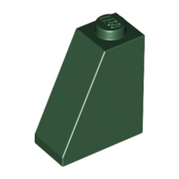 LEGO 6003331 TUILE 2X1X2 - EARTH GREEN