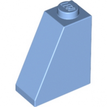LEGO 4596065 - TUILE 2X1X2 - MEDIUM BLUE