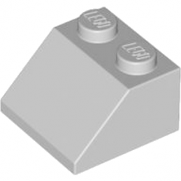 LEGO 4211410 TUILE 2X2/45° - MEDIUM STONE GREY