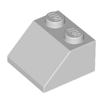 LEGO 4211410 TUILE 2X2/45° - MEDIUM STONE GREY lego-4211410-tuile-2x245-medium-stone-grey ici :