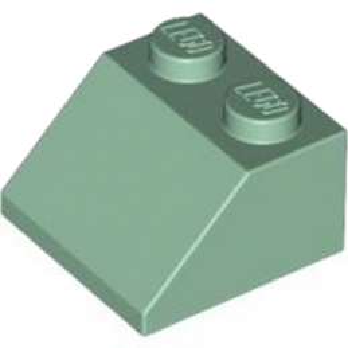 LEGO 4153763 TUILE 2X2/45° - SAND GREEN