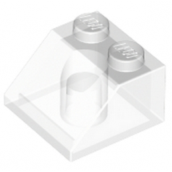 LEGO 303940 TUILE 2X2/45° - TRANSPARENT lego-6244886-tuile-2x245-transparent ici :