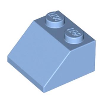 LEGO 4143135 TUILE 2X2/45° - MEDIUM BLUE