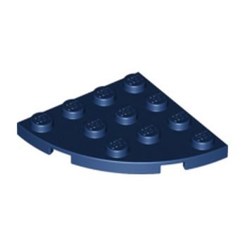 LEGO 4506996 PLATE 4X4, 1/4 CIRCLE - EARTH BLUE lego-4506996-plate-4x4-14-circle-earth-blue ici :