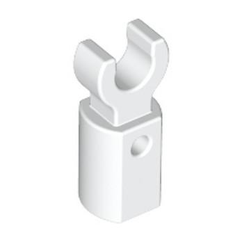 LEGO 6052824 HOLDER Ø3.2 W/TUBE Ø3.2 HOLE - WHITE lego-6052824-holder-o32-wtube-o32-hole-white ici :