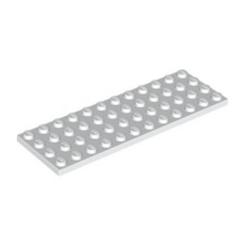 LEGO 4168072 PLATE 4X12 - WHITE