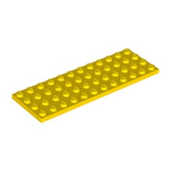 LEGO 302924 PLATE 4X12 - JAUNE