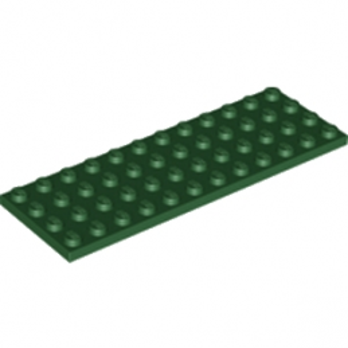 LEGO 4292461 PLATE 4X12 - EARTH GREEN