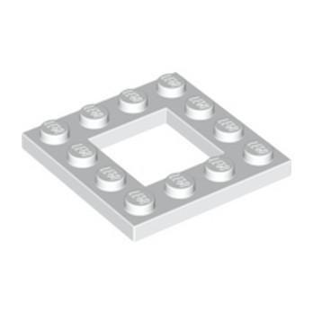 LEGO 6167450 PLATE 4X4 - BLANC