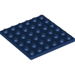 LEGO 6106692 PLATE 6X6 - EARTH BLUE