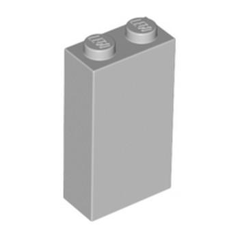 LEGO 6170387 BRIQUE 1X2X3 - MEDIUM STONE GREY