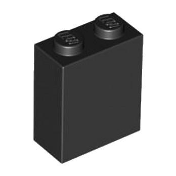 LEGO 4618852 BRIQUE 1X2X2 - NOIR