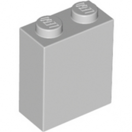 LEGO 4211564 BRIQUE 1X2X2 - MEDIUM STONE GREY