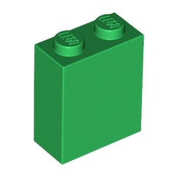 LEGO 6174411 BRICK 1X2X2 - DARK GREEN