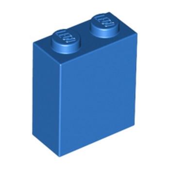 LEGO 6133724 BRIQUE 1X2X2 - BLEU