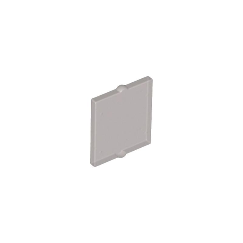 Lego 4520554 Vitre Pour Fenetre 1x2x2 Marron Transparent