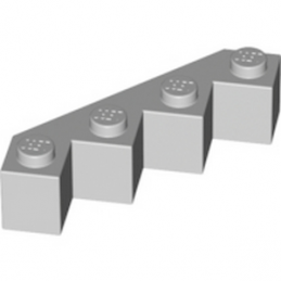 LEGO 6039346 FACET BRIQUE 4X4X1 - MEDIUM STONE GREY lego-6039346-brique-4x4x1-medium-stone-grey ici :