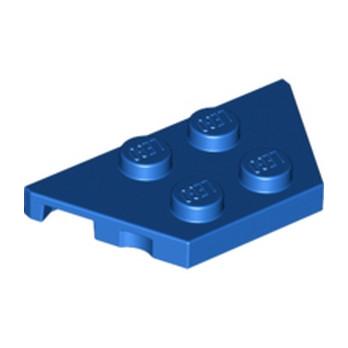 LEGO 4609454 PLATE 2X4X18° - BLEU