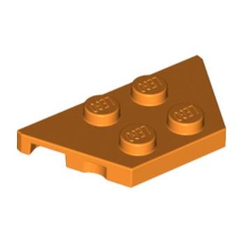 LEGO 6025385  PLATE 2X4X18° - ORANGE