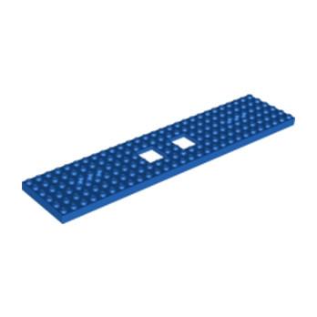 LEGO 6058179 - CHASSIS 6 x 28 x 6.4 - BLEU